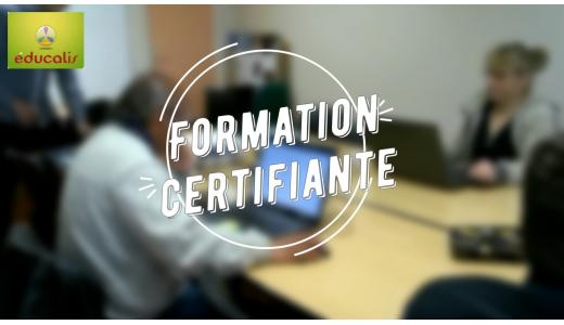 formation informatique PCIE educalis certification SIAE savoie chambery